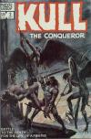 Kull the Conqueror #2 comic books - cover scans photos Kull the Conqueror #2 comic books - covers, picture gallery
