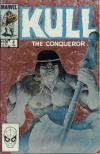 Kull the Conqueror #4 comic books for sale