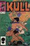 Kull the Conqueror #6 comic books - cover scans photos Kull the Conqueror #6 comic books - covers, picture gallery
