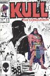 Kull the Conqueror #8 comic books - cover scans photos Kull the Conqueror #8 comic books - covers, picture gallery