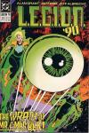 L.E.G.I.O.N. #21 comic books - cover scans photos L.E.G.I.O.N. #21 comic books - covers, picture gallery