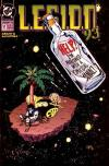 L.E.G.I.O.N. #51 comic books - cover scans photos L.E.G.I.O.N. #51 comic books - covers, picture gallery