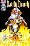Lady Death: The Crucible #4 comic books for sale