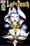 Lady Death: The Crucible #5 comic books - cover scans photos Lady Death: The Crucible #5 comic books - covers, picture gallery
