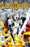 Lady Death: The Rapture #4 Comic Books - Covers, Scans, Photos  in Lady Death: The Rapture Comic Books - Covers, Scans, Gallery