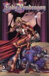 Lady Pendragon #5 Comic Books - Covers, Scans, Photos  in Lady Pendragon Comic Books - Covers, Scans, Gallery