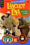 Lancelot Link: Secret Chimp comic books