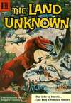 Land Unknown comic books