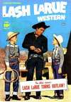 Lash Larue Western #17 comic books for sale