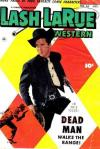 Lash Larue Western #45 comic books for sale