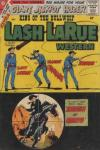 Lash Larue Western #73 comic books for sale