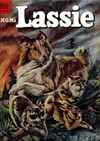 Lassie #18 comic books - cover scans photos Lassie #18 comic books - covers, picture gallery