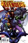 Last Defenders #6 comic books - cover scans photos Last Defenders #6 comic books - covers, picture gallery