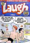 Laugh Comics #53 comic books - cover scans photos Laugh Comics #53 comic books - covers, picture gallery