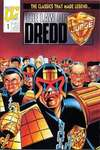 Law of Dredd comic books