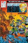 Law of Dredd #11 comic books for sale