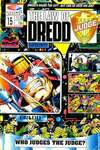 Law of Dredd #15 comic books for sale