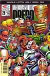 Law of Dredd #25 comic books for sale