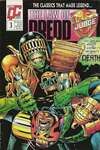 Law of Dredd #3 comic books - cover scans photos Law of Dredd #3 comic books - covers, picture gallery