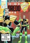 Law of Dredd #4 comic books for sale