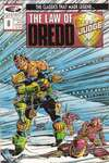 Law of Dredd #8 comic books for sale