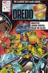 Law of Dredd #9 comic books for sale
