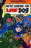 Lawdog #4 comic books - cover scans photos Lawdog #4 comic books - covers, picture gallery