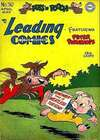 Leading Comics #30 comic books - cover scans photos Leading Comics #30 comic books - covers, picture gallery