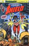 Legend of the Shield #1 comic books - cover scans photos Legend of the Shield #1 comic books - covers, picture gallery