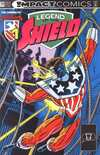 Legend of the Shield #10 comic books - cover scans photos Legend of the Shield #10 comic books - covers, picture gallery
