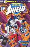 Legend of the Shield #11 comic books - cover scans photos Legend of the Shield #11 comic books - covers, picture gallery