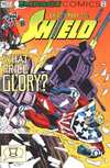 Legend of the Shield #14 comic books - cover scans photos Legend of the Shield #14 comic books - covers, picture gallery