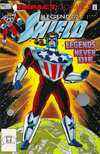 Legend of the Shield #16 Comic Books - Covers, Scans, Photos  in Legend of the Shield Comic Books - Covers, Scans, Gallery