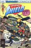 Legend of the Shield #2 comic books - cover scans photos Legend of the Shield #2 comic books - covers, picture gallery