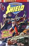 Legend of the Shield #3 comic books - cover scans photos Legend of the Shield #3 comic books - covers, picture gallery