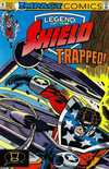 Legend of the Shield #5 comic books - cover scans photos Legend of the Shield #5 comic books - covers, picture gallery