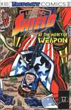 Legend of the Shield #8 comic books - cover scans photos Legend of the Shield #8 comic books - covers, picture gallery
