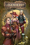 Legenderry: A Steampunk Adventure #3 comic books for sale