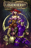 Legenderry: A Steampunk Adventure #4 comic books for sale