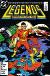 Legends #5 comic books for sale