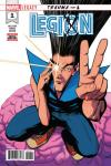 Legion comic books