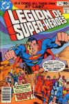 Legion of Super-Heroes #259 comic books - cover scans photos Legion of Super-Heroes #259 comic books - covers, picture gallery