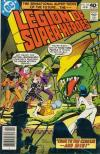 Legion of Super-Heroes #260 comic books - cover scans photos Legion of Super-Heroes #260 comic books - covers, picture gallery