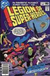 Legion of Super-Heroes #261 comic books - cover scans photos Legion of Super-Heroes #261 comic books - covers, picture gallery