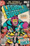 Legion of Super-Heroes #262 comic books for sale