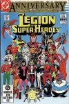 Legion of Super-Heroes #300 comic books - cover scans photos Legion of Super-Heroes #300 comic books - covers, picture gallery