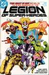Legion of Super-Heroes #14 comic books - cover scans photos Legion of Super-Heroes #14 comic books - covers, picture gallery