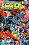 Legion of Super-Heroes #7 comic books - cover scans photos Legion of Super-Heroes #7 comic books - covers, picture gallery