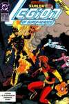 Legion of Super-Heroes #35 comic books - cover scans photos Legion of Super-Heroes #35 comic books - covers, picture gallery
