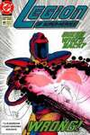 Legion of Super-Heroes #40 comic books - cover scans photos Legion of Super-Heroes #40 comic books - covers, picture gallery